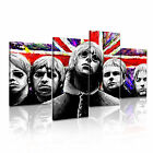 Oasis Rock Music Band Modern Wall Art Canvas Print Framed ~ 4pc Many Size
