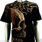LIMITED ED Rock Eagle T-Shirt Sz M L XL 2XL 3XL Tattoo Skull Biker Horror E49 D2