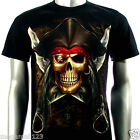 Rock Eagle T-Shirt Sz M L XL 2XL 3XL Pirate Skull Tattoo Street Extreme RE24 D2