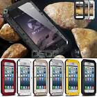 Waterproof Shockproof Aluminum Gorilla Metal Case Cover For Apple iPhone 6 4.7