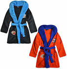 Boys Disney Planes Soft Fleece Robe Kids Dressing Gown New Age 3 4 6 8 Years