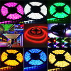 New 5m LED Flexible Strip Light String SMD 3528 5050 Xmas Party Car Decor Colors