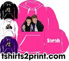 Bars and Melody Personalised HOODY HOODIE BAM X Factor