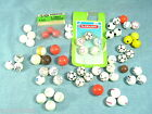 BALLS BALLS BALLS SUBBUTEO BALLS BIG MEDIUM SMALL 1960s to 1990s