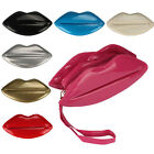 New Women Lady Big Lips Evening Party Clutch Shoulder Hand Bag Purse  Reliable