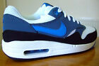 JUNIOR  BOYS  NIKE AIR MAX 1 GS TRAINERS UK SIZE 3.5 - 4.5             ( 1 4 4 )