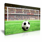 Football  Modern Wall Art Canvas Print Framed Box ~ Many Sizes