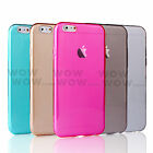Clossy Ultra-thin 0.3mm Transparent Shell Cover Soft Case For iPhone 6 / 6 Plus
