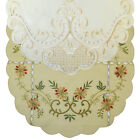 LACE CHAIR BACKS - FLORAL DECORATIVE BACK COVERS - SOFA & ARMCHAIR PROTECTORS
