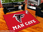 Atlanta Falcons Man Cave Area Rugs 3 Sizes
