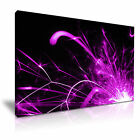 ART Abstract Illusions 22 1L Canvas Framed Printed Wall Art ~ More Size