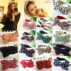 Wholesale Girl Women Beautiful Fashion Bow Bowknot headband Hair Accessories