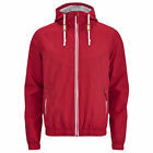 Mens Hooded Zip Raincoats Jackets Soul Star