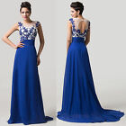 VINTAGE Wedding Bridesmaid Prom Ball Evening MERMAID Dresses Formal Party Gown