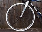 1 PAIR (2)  700 x 23 ALL WHITE - PUNCTURE PROTECTION - 250gr - OLD SCHOOL