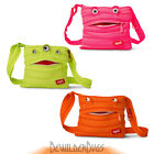 Zipit Monster Mini Shoulder Bags - Zip Handbag Gift