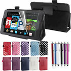 New PU Leather Smart Case Cover Stand For Amazon Kindle Fire HD 6'' 2014