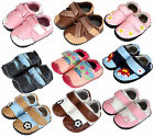 shoeszoo leather baby shoes outdoor comfortable boys/girls  rubber sole