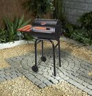 CHAR GRILLER PATIO PRO BARBECUE - CAST IRON CHARGRILLER BBQ