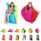 Children's Two Tone Bean Bags Floor Cushion Beanbag GIANT Waterproof In/ Outdoor