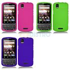 Silicone Rubber Color Gel Skin Case Cover for Motorola XPRT MB612 Phone