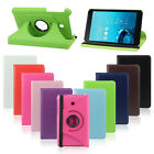 Stand Leather 360 Degree Rotating Case Cover For ASUS FonePad 7 FE170CG Salable