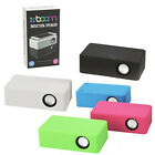 BOOM WIRELESS SPEAKER BLUETOOTH IPHONE ANDROID INDUCTION PORTABLE SMARTPHONE NEW