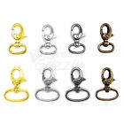 Bag Clasps Lobster Swivel Trigger Clips Snap Hook 13 or 19 mm ring