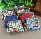HOT Multichoice Colors Fashion Owl Coin Money Bag Purse Wallet For Women  HOAU