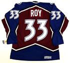 PATRICK ROY COLORADO AVALANCHE CCM VINTAGE JERSEY NEW WITH TAGS