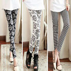 Women High Quality Hot Stretchy Sexy Jeggings Pencil Tights Pants 112 UKMW