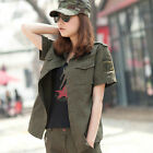 Outdoor Airborne Division Sleeved Shirts Blouses Button Down Green Shirts D154