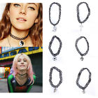 Vintage Henna Multi Design Stretch Tattoo Necklace Elastic Choker