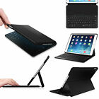 Super Slim Case Stand Cover Built-in Bluetooth Keyboard for Apple iPad Air