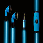 Iphone® 6/5/5s/5c 3.5 Mm Led Light Up Visible Glowing In-ear Earphones Headphone