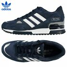 Brand New Adidas Originals ZX 750 Mens Trainers G40159 NAVY 100% Authentic UK 10