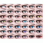 Colored contact lenses crazy lenses vampire zombie lenses Funnylens Meralens