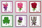 COASTER Cross Stitch Kits - SPECIAL MUM Fuchsia,Rose,Shamrock,Thistle,Heather