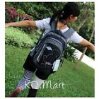 New Rucksack School University Backpack Large Bag multi colors H46cmxW17cmxL32c
