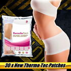 NEU: THERMO TEC PATCHES - New Active When Clear Pflaster - Strong Fatburner WooW
