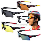 Unisex Outdoor Sport Glasses Cycling Sunglasses Eyewear Goggles UV400 Protection