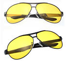Polarized Night Vision Driving Aviator Sport Sunglasses Goggles Eyewear Glasses