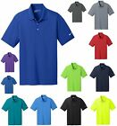 MEN'S DRI-FIT MOISTURE WICKING, POLO SHIRT, GOLF, SPORT, XS S M L XL 2X 3X 4X