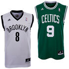 adidas NBA Basketball Trikot Boston Celtics Rondo Brooklyn Nets Williams neu