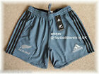 S M L XL XXL 3XL 4XL ADIDAS ALL BLACKS 2015 TRAINING RUGBY SHORTS New Zealand