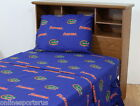 Florida Gators Sheet Set  White or Color Twin to King Size
