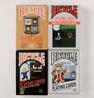 CARTE DA GIOCO BICYCLE 8-BIT series,poker size