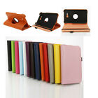 Multi-Color 360° Litchi Pattern Leather Case for Samsung Galaxy Tab 3 7.0 T110
