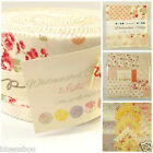 MODA White washed cottage 3 sisters 100% cotton jelly roll layer cake charm pack