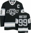 NWT NHL CCM Heroes of Hockey LA Kings Wayne Gretzky Youth Jersey S M